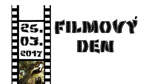 Filmový den v Tiché 25.3.2017