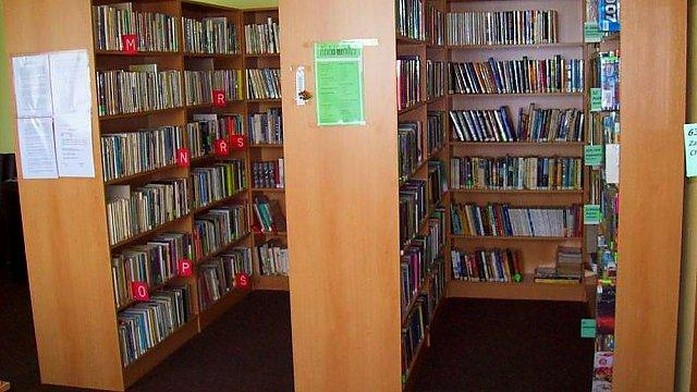 Knihovna v Tiché
