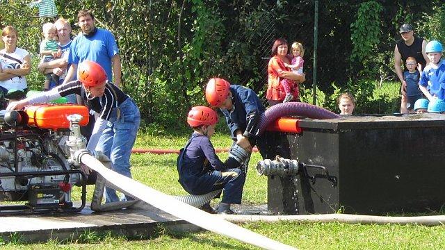 Sbor dobrovolných hasičů obce Tichá oslavil 125 let od svého založení