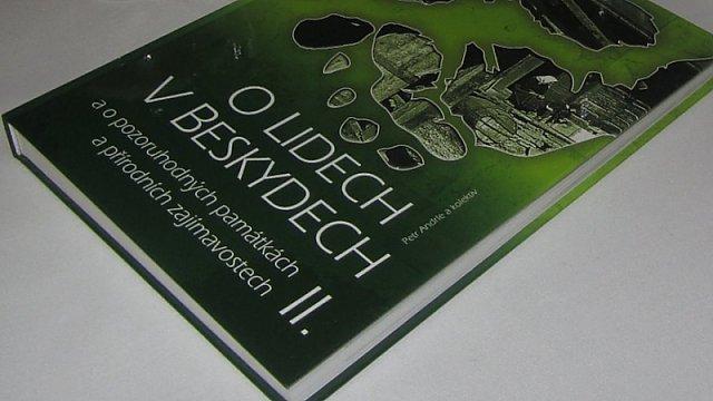 Druhý křest knihy O lidech v Beskydech