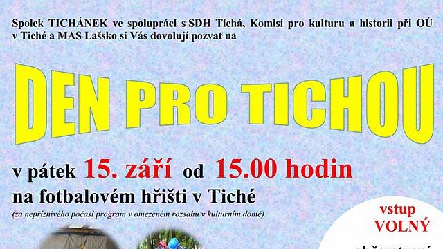 Den pro Tichou 2017
