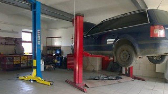 Patrik Chýlek - autoservis a pneuservis